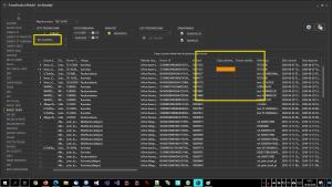 InPost ShipX - odfiltrowane przesyłki bez przygotowanego manifestu