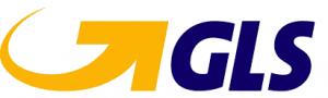 Logotyp GLS wskazujący artykuł Integracja z GLS