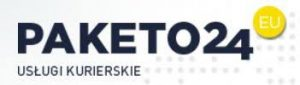Logotyp PAKETO24 wskazujący artykuł Integracja z PAKETO24