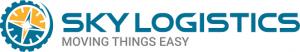Logotyp SKY Logistics wskazujący artykuł Integracja z SKY Logistics