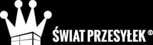 Logotyp Świat Przesyłek wskazujący artykuł Integracja z Świat Przesyłek