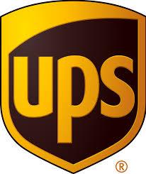 Logotyp UPS wskazujący artykuł Integracja z UPS